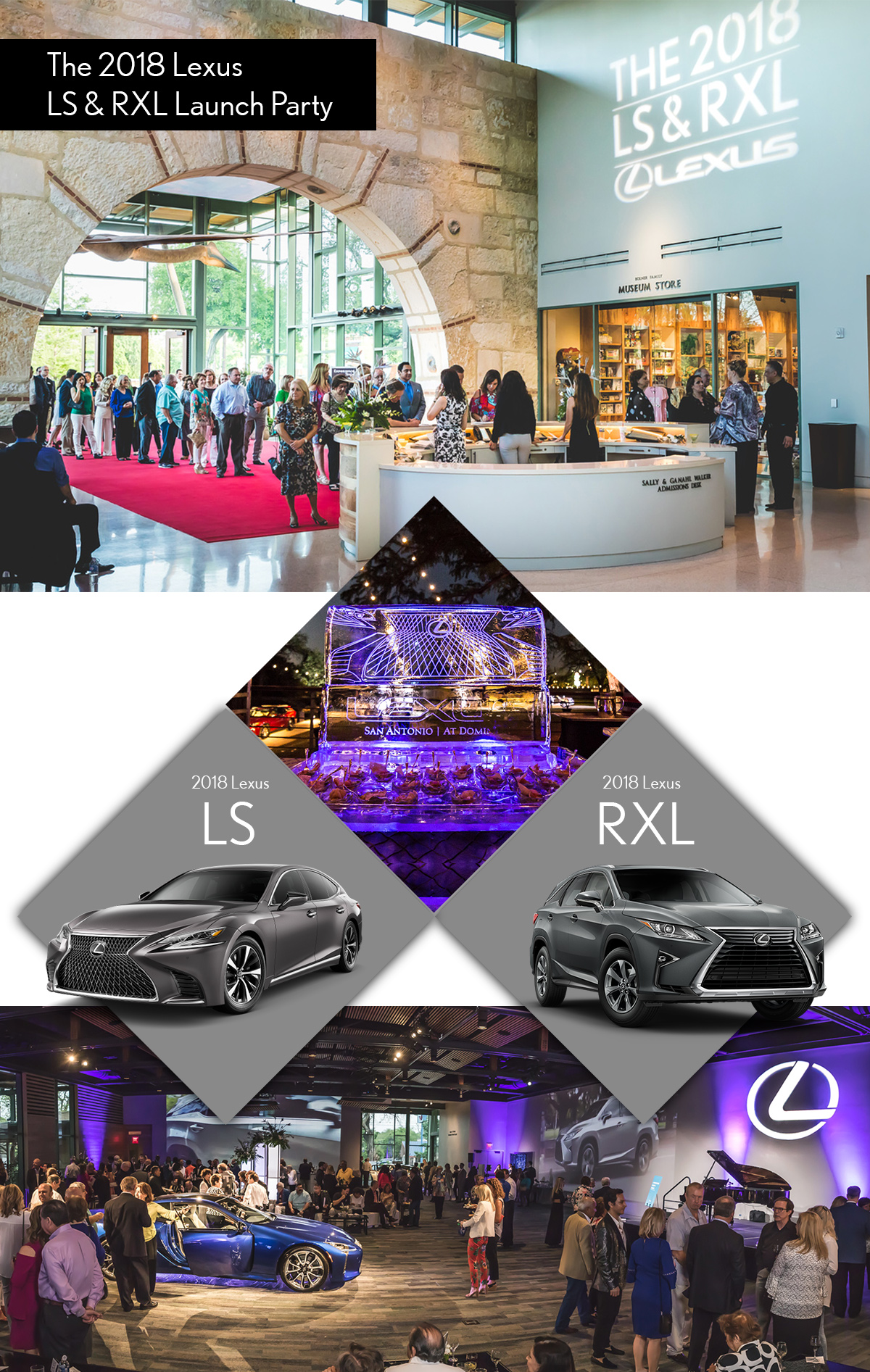 North Park Lexus Of San Antonio Is A San Antonio Lexus Dealer And A New Car  And Used Car San Antonio TX Lexus Dealership.   2018 LS RXL Launch Event