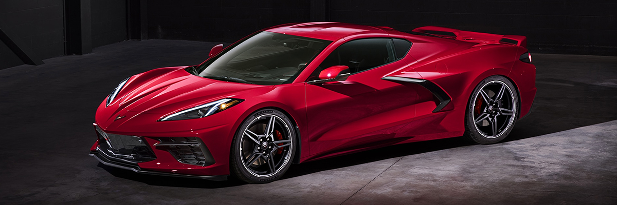 2020 Chevy Corvette footer