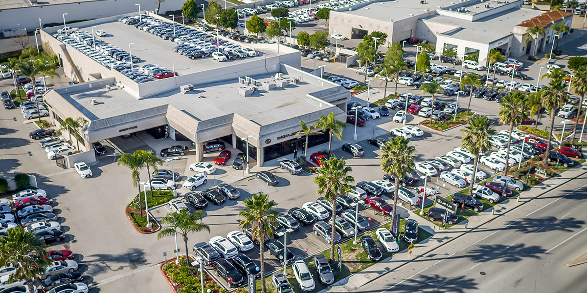 Why Buy from DCH Lexus of Oxnard