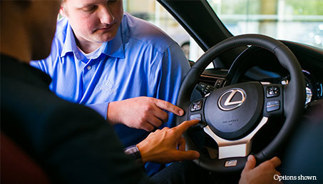 Lexus Connected Technologies