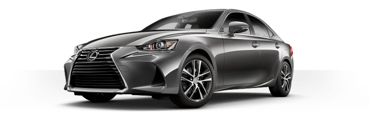 2018 Lexus IS Interior Features & Technology