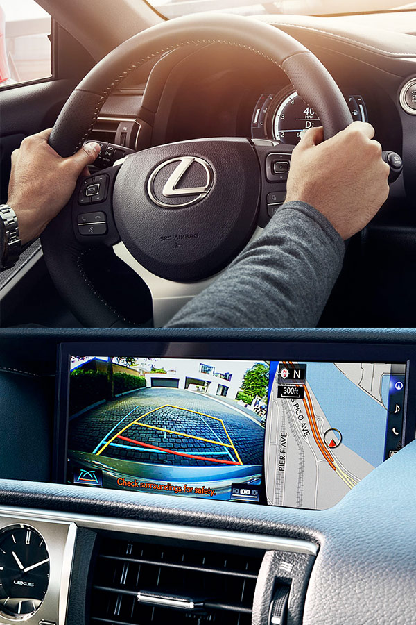2018 Lexus IS Safety Features