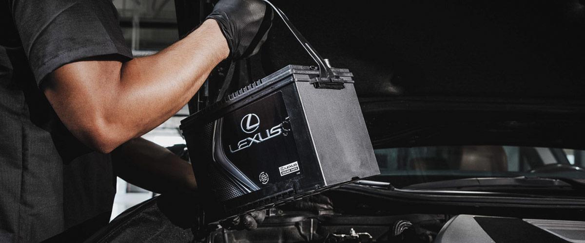Lexus Batteries at DCH Lexus of Oxnard