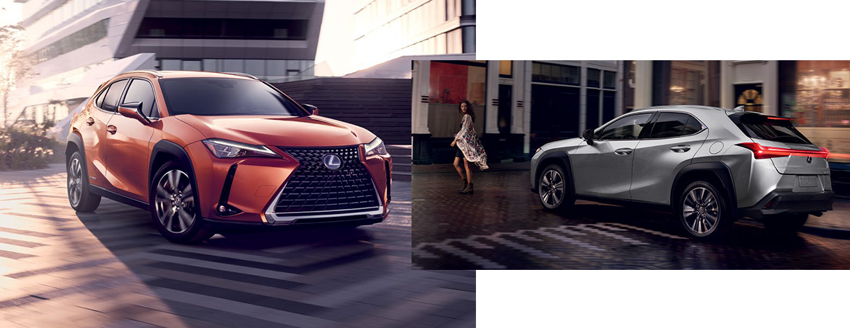 Introducing the 2019 Lexus UX features