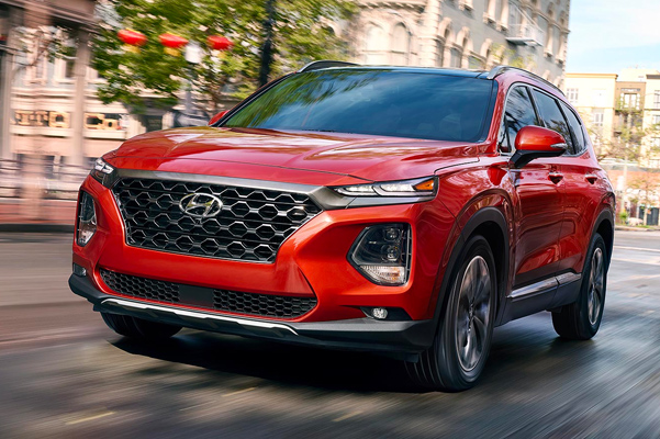 What Hyundai SUV Model Is Right For Me? Interior