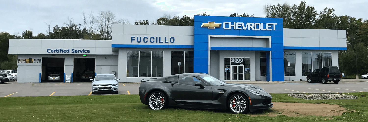 Why Buy From Fuccillo Chevrolet Of Grand Island Ny Car Sales