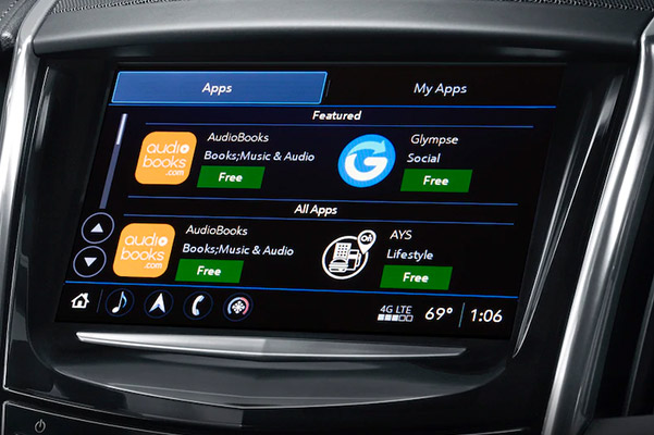 What is Cadillac User Experience? | Next Generation Cadillac CUE