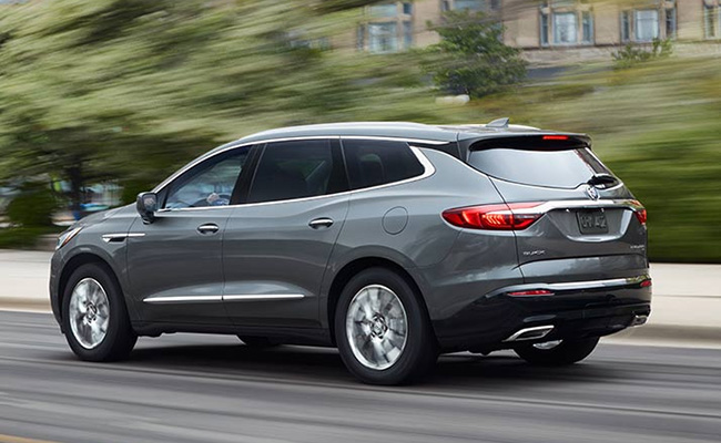 Buy A 2018 Buick Enclave Buick Dealership In Grand Blanc Mi