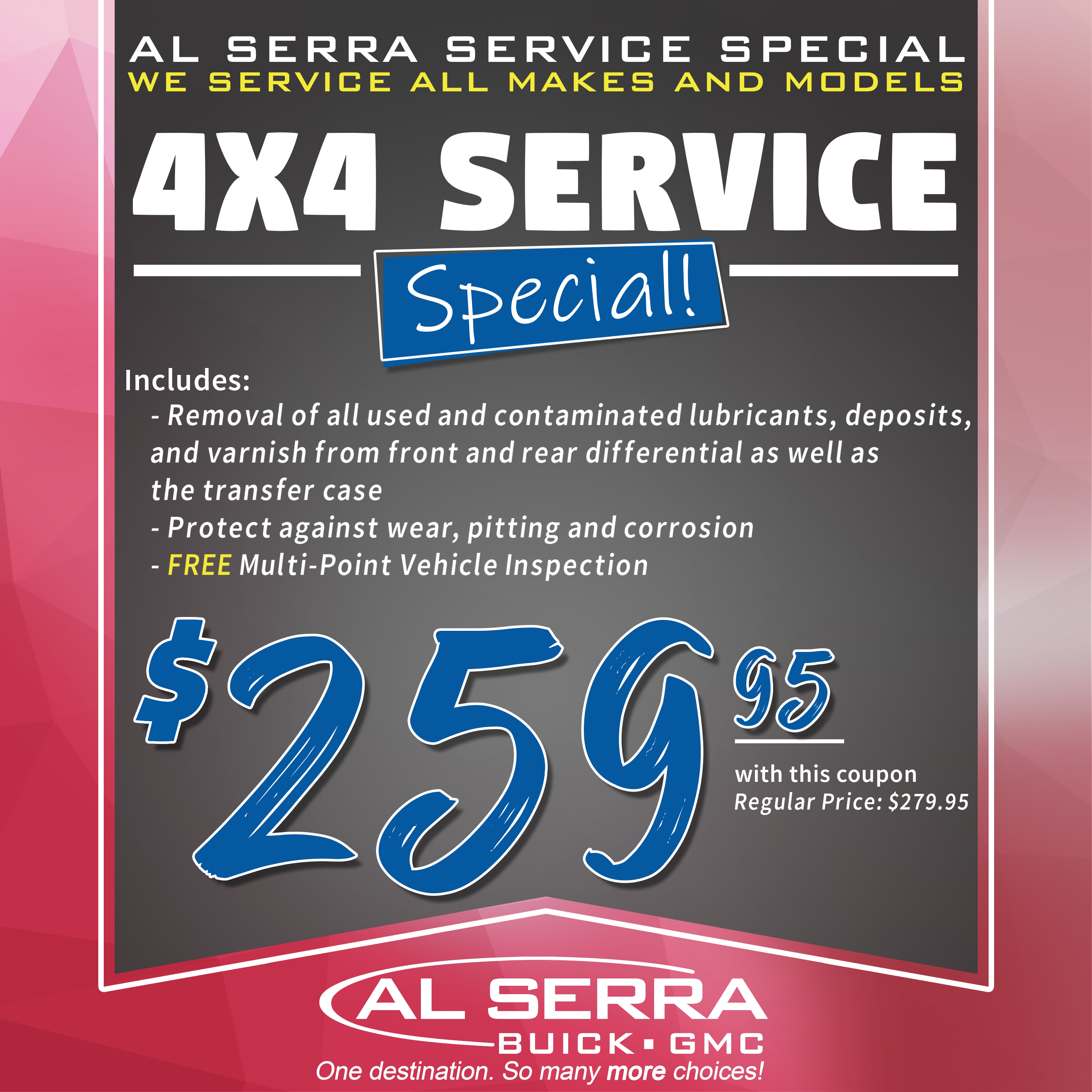 Al Serra Used >> Al Serra Buick Gmc Is A Grand Blanc Buick Gmc Dealer And A