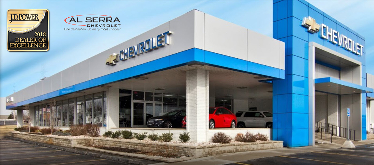 al serra chevrolet is a grand blanc chevrolet dealer and a new car and used car grand blanc mi. Black Bedroom Furniture Sets. Home Design Ideas