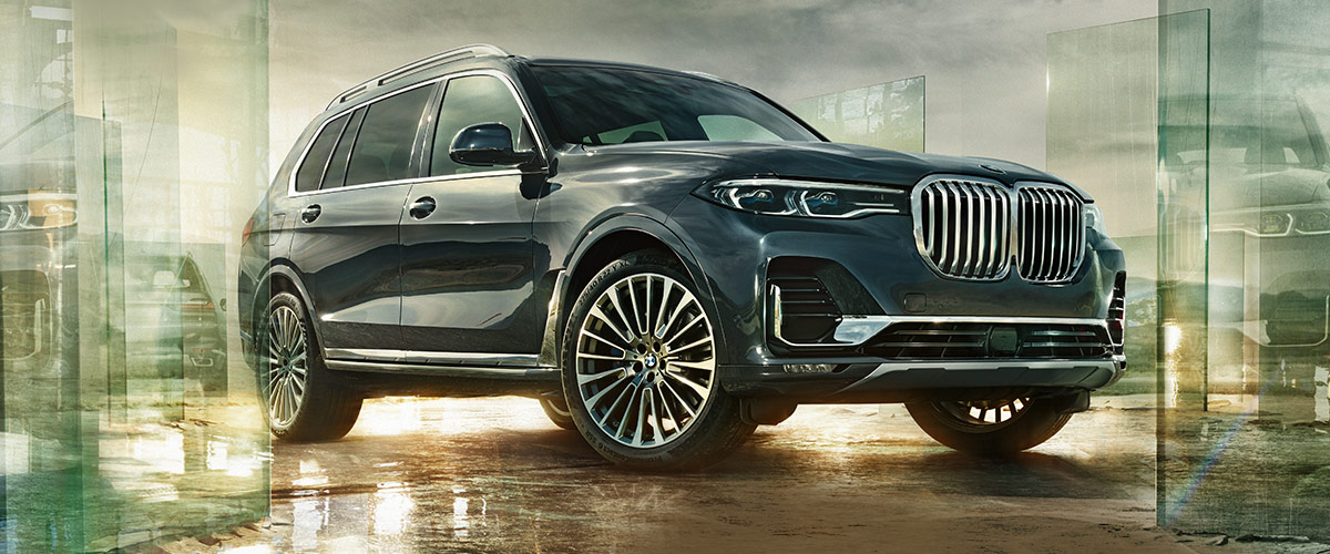 The New 2019 BMW X7 header