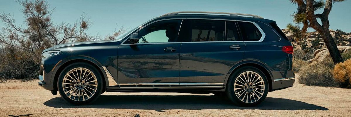 Buy or Lease a New 2019 BMW X7
