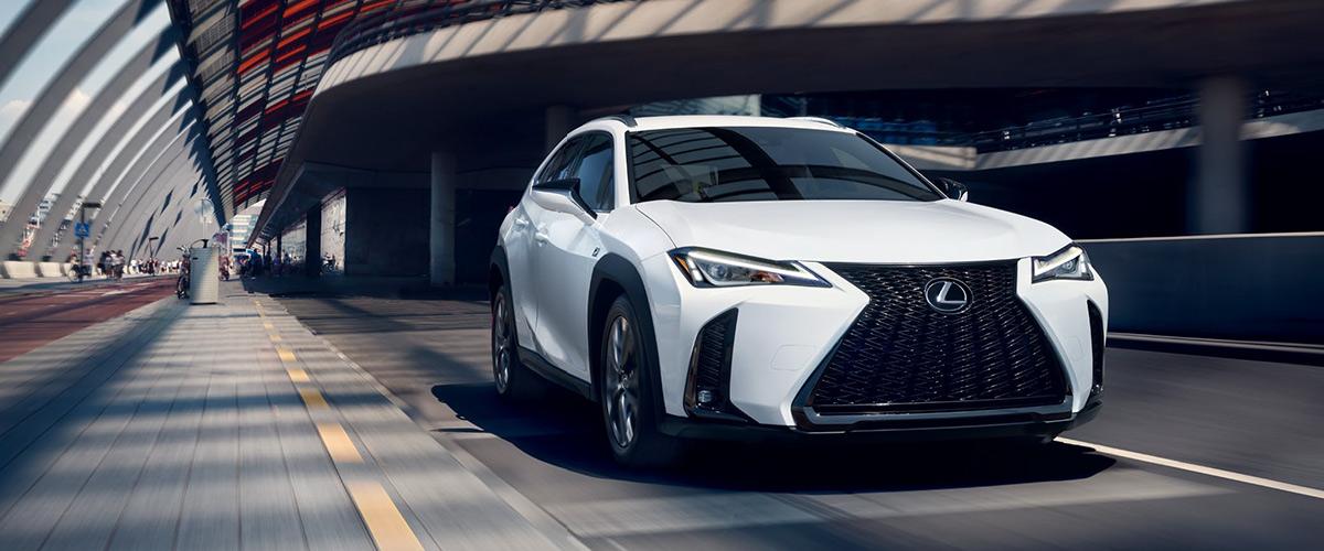 New Lexus Suv >> New 2019 Lexus Ux Crossover Suv Lexus Dealer Near Evanston Il