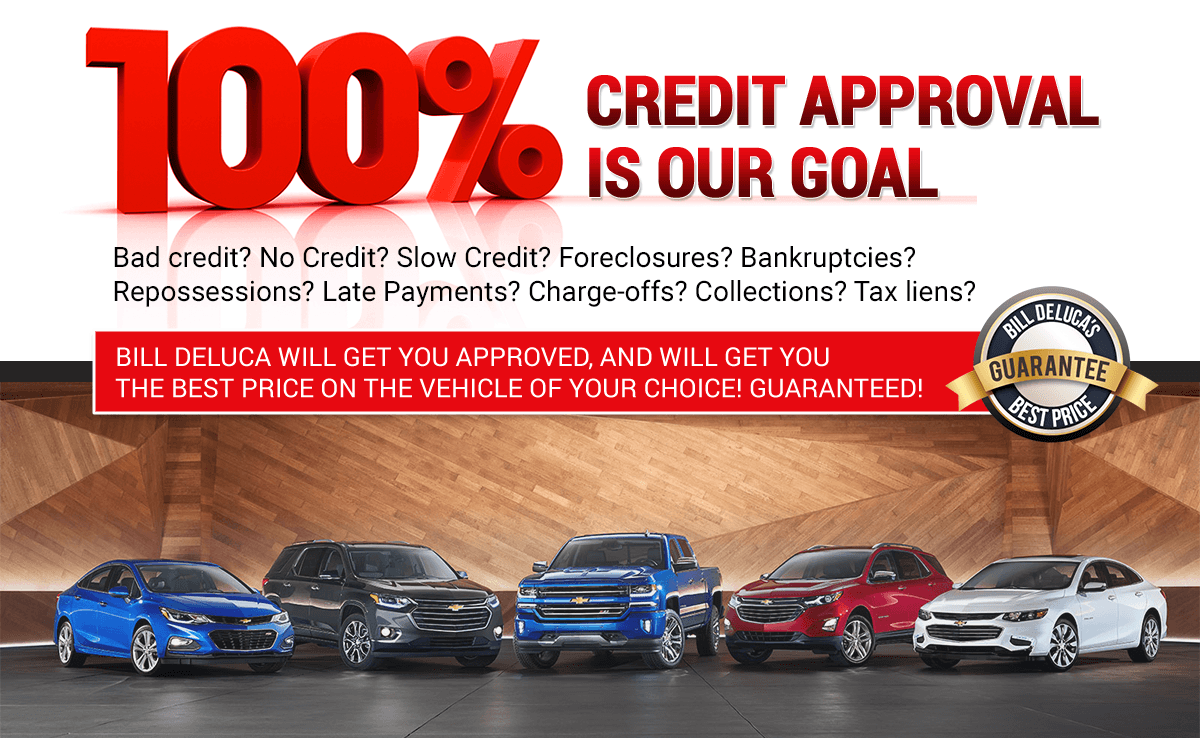 Get A Car With No Credit >> Subprime Chevy Financing Near Boxford Ma New Used Chevy