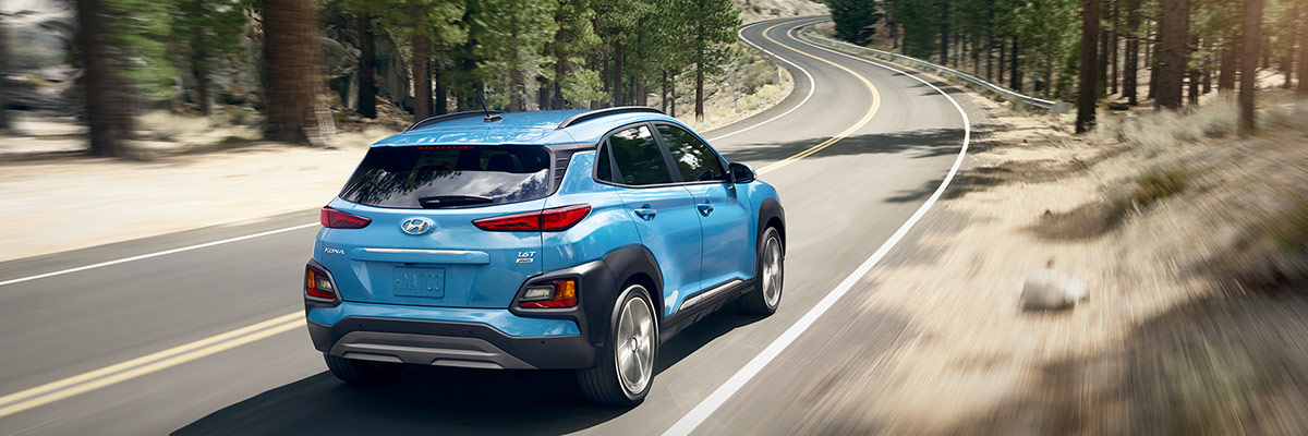 2018 Hyundai Kona Engine Specs & Performance