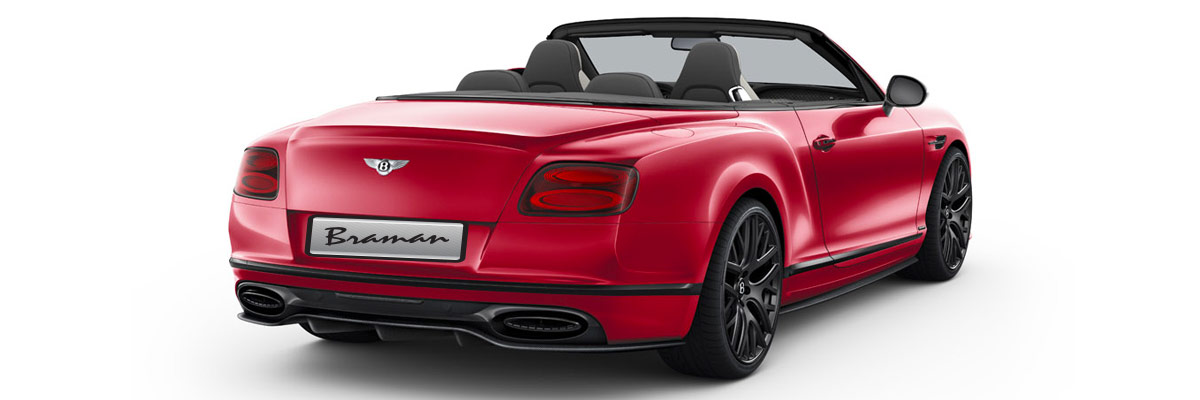 2018 Bentley Continental Supersports Convertible Specs & Performance