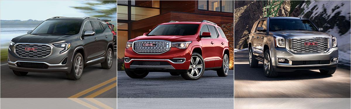 Which GMC SUV Is Right for Me? | GMC Dealer in New York City