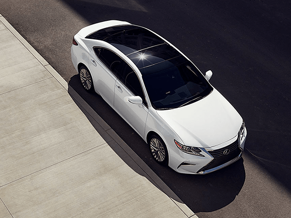 2018 Lexus Es 350 Buy A New Lexus Near La Crescenta