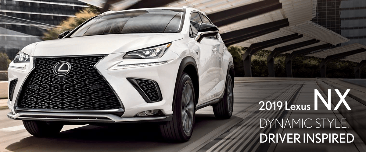 it doesn t matter if you choose the new lexus nx 300 lexus nx 300 f sport or the 2019 lexus nx 300h hybrid you ll quickly see what makes the nx the right
