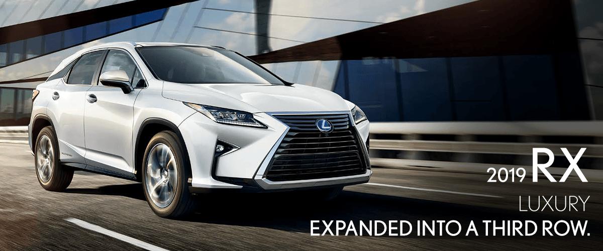 New Lexus Suv >> New 2019 Lexus Rx 350 Suv Lease A 2019 Lexus Rx In Glendale Ca