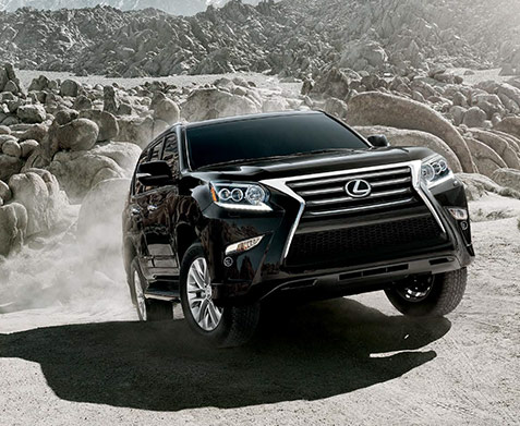 2019 Lexus GX Interior Features & Technology