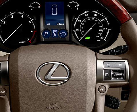 2019 Lexus GX Specs, Safety & Performance