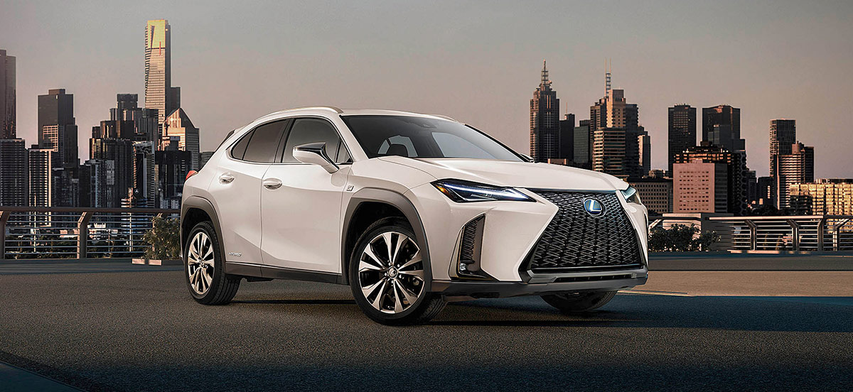 Lexus Los Angeles >> New 2019 Lexus Ux Crossover Lexus Dealer Near Los Angeles Ca
