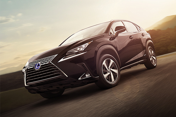2020 Lexus NX performance