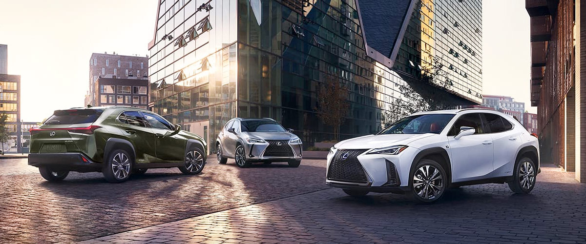 New Lexus Suv >> New 2019 Lexus Suv Lineup Lexus Suv Dealership Near Newton Ma