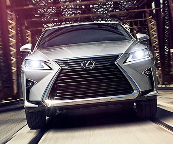 2019 Lexus Rx Hybrid: Lexus SUV Dealership Near