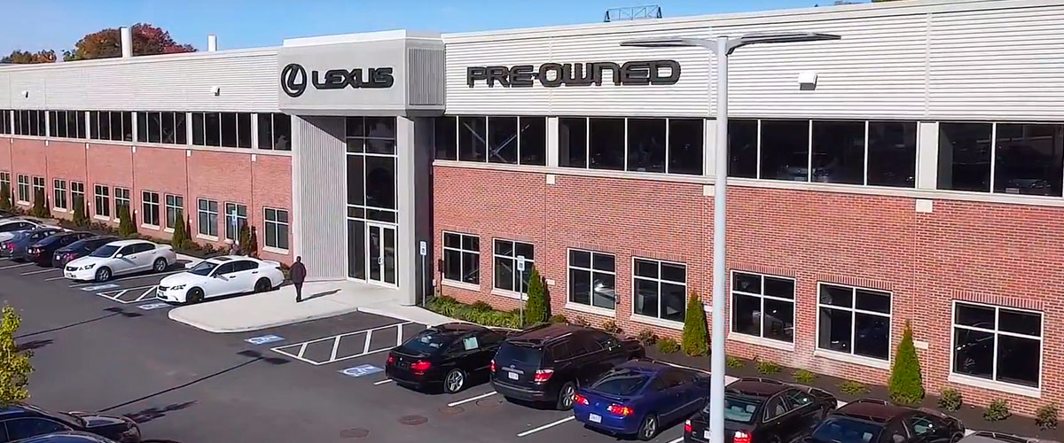 Lexus of Watertown  - Indoor Heated Showroom