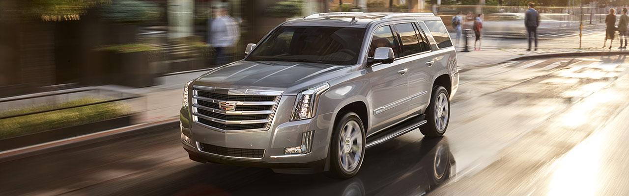 Buy A 2018 Cadillac Escalade Suv Cadillac Dealer In Bay City Mi