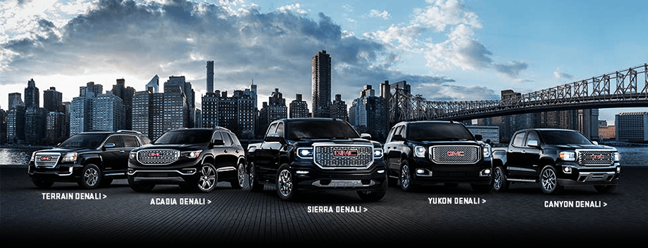 What Is Gmc Denali New Used Gmc Dealership In Bay City Mi