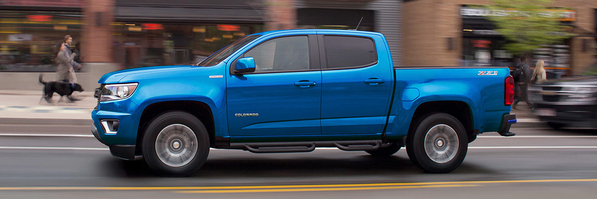 Compare Chevy Trucks | Chevrolet Dealership near Sweetwater, TX