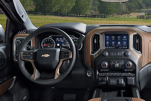 2019 Chevrolet Silverado 1500 Chevy Trucks In Chillicothe Mo
