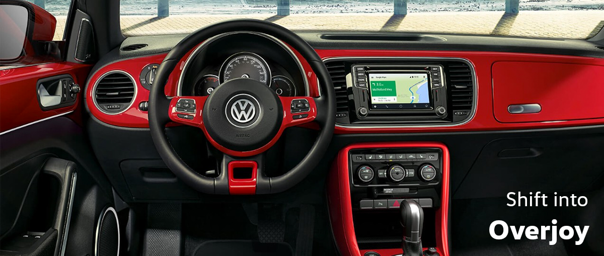 2018 Volkswagen Beetle Buy A New Volkswagen In San