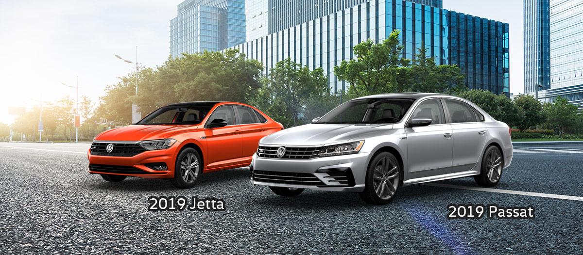 2019 Volkswagen Sedans