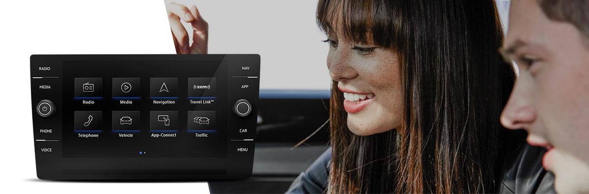 VW CarNet Service