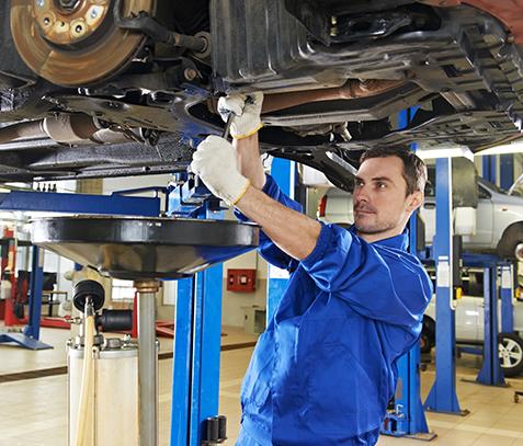 VW Mechanic
