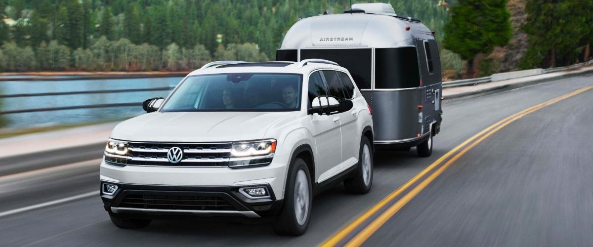 2020 Volkswagen Atlas footer