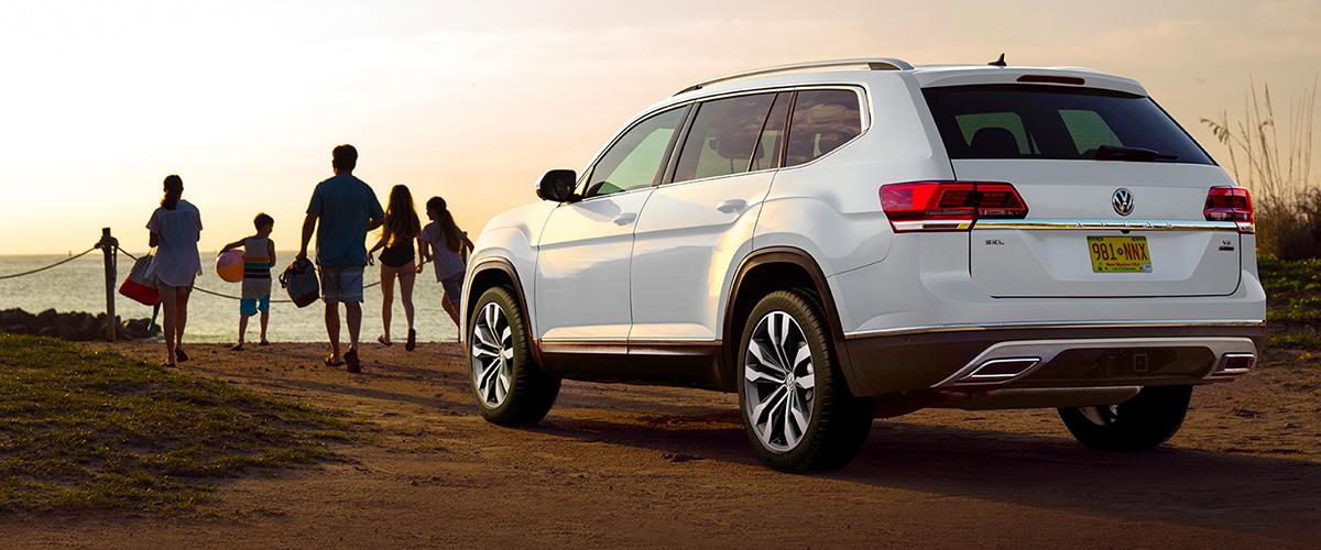 2020 Volkswagen Atlas header