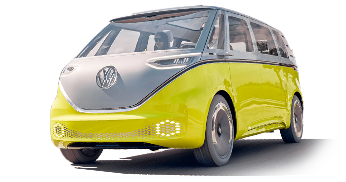 2021 The VW Bus