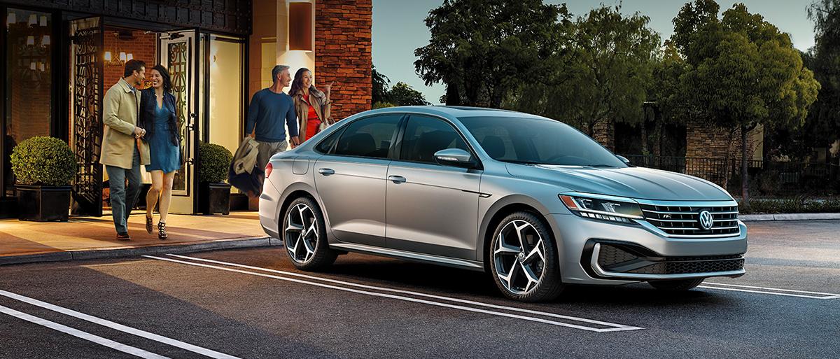 2020 Volkswagen Passat header