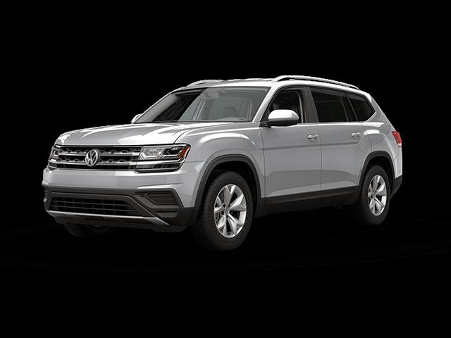 2018 Volkswagen Atlas $5,200 Off MSRP