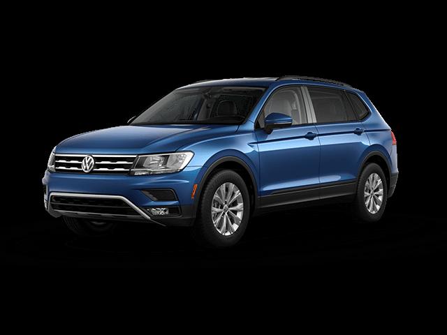 2018 Volkswagen Tiguan TSI S Lease For $248/mo
