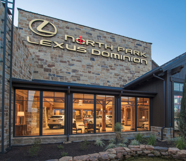 Lexus Dominion Resort-Style Dealership