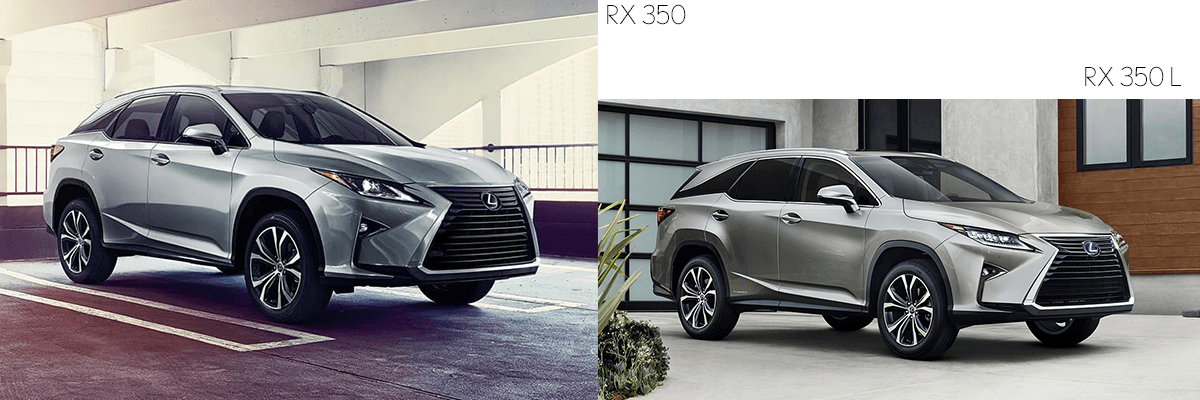 2019 Lexus RX350 and RX350L performance