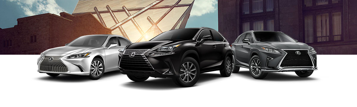 Compare Lexus vs the competition