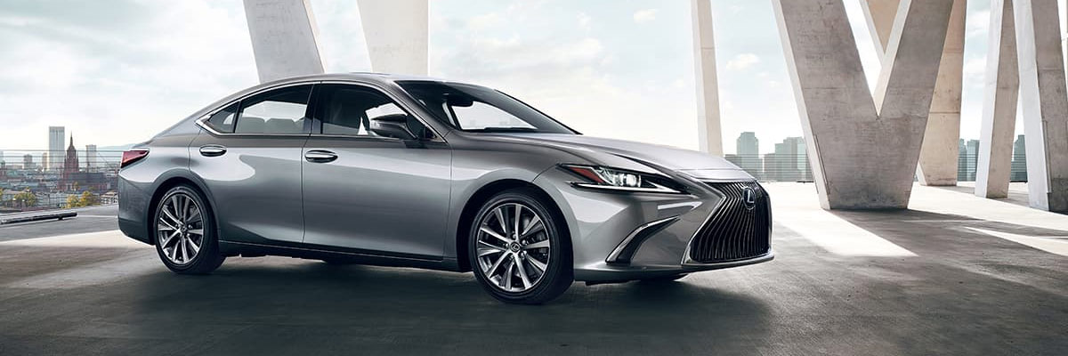Compare Luxury Sedans: Compare Lexus ES