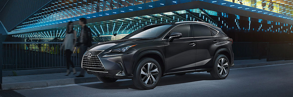 Compare Luxury Compact Crossovers: Compare Lexus NX